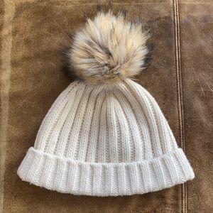 J Crew knit winter hat ribbed beanie